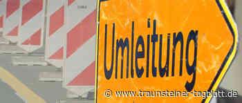 Baumaßnahme im Ortsteil Schmelz verschiebt sich - Traunsteiner Tagblatt