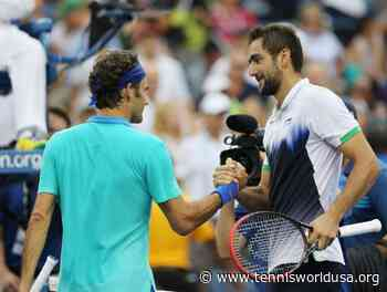 Marin Cilic reflects on beating Roger Federer at the 2014 US Open - Tennis World USA