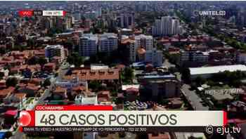 Cochabamba: Cercado, Santivañez y Punata, los municipios con más casos de Covid-19 - eju.tv