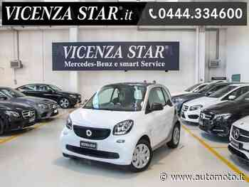 Vendo smart fortwo 70 1.0 twinamic Prime usata a Altavilla Vicentina, Vicenza (codice 7312723) - Automoto.it - Automoto.it
