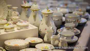 Porzellan-Manufaktur Meissen: Wirtschaftsprüfer warnen vor Schieflage - Handelsblatt