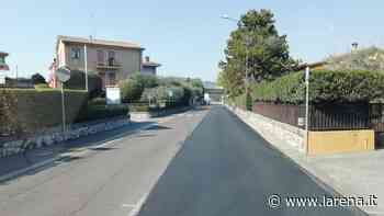 Gardesana, al via i lavori di asfaltatura - L'Arena