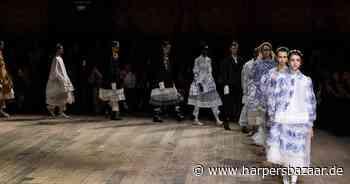 Kleider trägt man als Frühlings-Trend wie eine Jane Austen-Heldin - Harper's BAZAAR