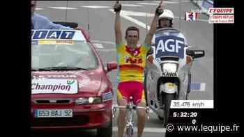 Vidéo : revivez la victoire de Richard Virenque à Morzine - Tour de France - Rétro - L'Équipe.fr