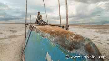 Los huérfanos del lago Poopó | Noticias Univision Planeta - Univision