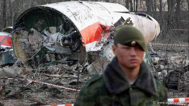 Smolensk: A decade since the air disaster that shook Poland - Al Jazeera English