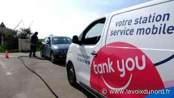Wambrechies: Tankyou, le plein d'essence pour entreprises ou particuliers sans sortir de chez soi - La Voix du Nord