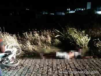 Guarda municipal de São Gonçalo é assassinado a tiros em Serrinha - Calila Notícias