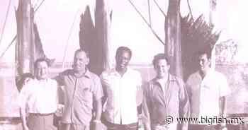 Hank Aaron, el legendario jonronero que pescó en Mazatlán - Big Fish