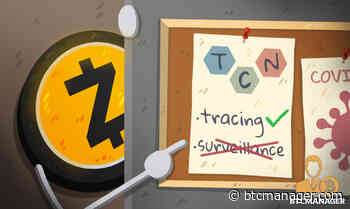 COVID-19: Zcash (ZEC) and TCN Developing Privacy-Preserving Contact Tracing App - BTCMANAGER