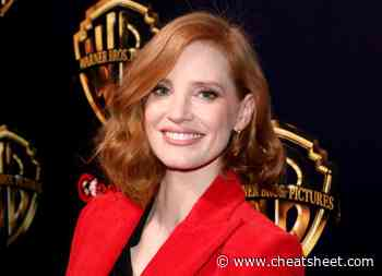 'Doctor Strange' Lost Out on Jessica Chastain When She Rejected Joining the MCU in the 'Coolest Way' - Showbiz Cheat Sheet