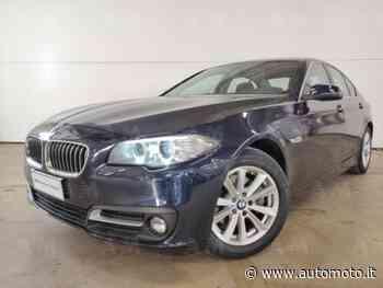Vendo BMW Serie 5 520d usata a Bressanone/Brixen, Bolzano (codice 7402683) - Automoto.it