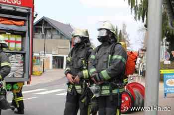 Heizung verpufft: Starke Rauchentwicklung: Feuerwehren mussten ins Scheidegger Ortszentrum ausrücken - all-in.de - Das Allgäu Online!