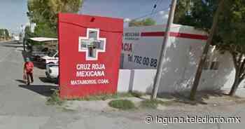 Coronavirus: En matamoros, Coahuila, elemento de la Cruz Roja da positivo - Telediario Laguna