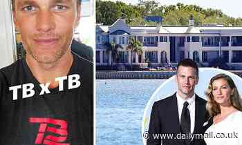 Tom Brady says Florida mansion he shares with Gisele Bundchen lacks privacy - Daily Mail