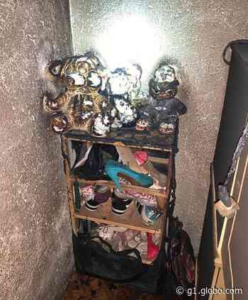 Incêndio atinge cozinha e quarto de residência em Muzambinho, MG - G1