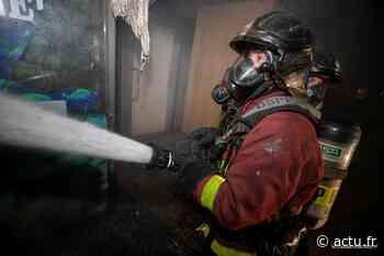 Seine-Saint-Denis. Incendie violent dans un restaurant de La Courneuve - actu.fr