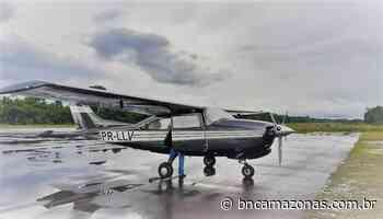 Avião de Itaituba-PA pousa, mas ninguém desembarca em Maués - BNC Amazonas