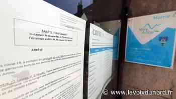 Vitry-en-Artois adopte à son tour une mesure de couvre-feu - La Voix du Nord