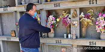 """Vitorchiano, pulizia del cimitero e ramoscello di olivo su ogni tomba. Il sindaco: """"Piccoli gesti per sentirci più uniti"""" - OnTuscia.it"""
