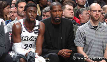 NBA-News: Kevin Durant führt Teilnehmerfeld für NBA 2K-Turnier der Spieler an - SPOX.com