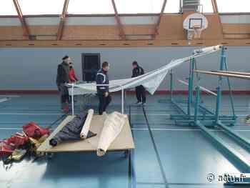 Yvelines. Sartrouville : des couturiers bénévoles reçoivent des kits pour confectionner des surblouses - actu.fr