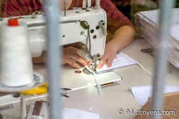 Cachan commande 32 000 masques en tissu à Chantelle - 94 Citoyens