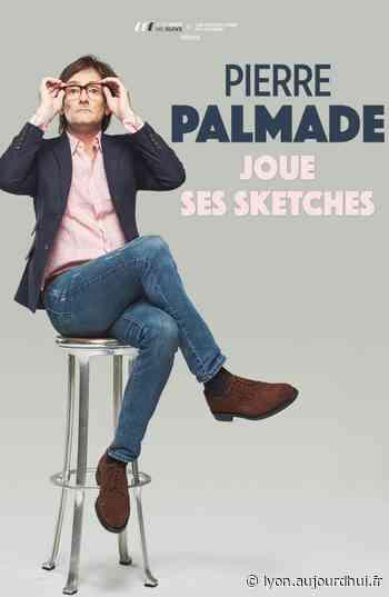 PIERRE PALMADE JOUE SES SKETCHES - CENTRE CULTUREL L'OPSIS, Roche La Moliere, 42230 - Le Parisien Etudiant
