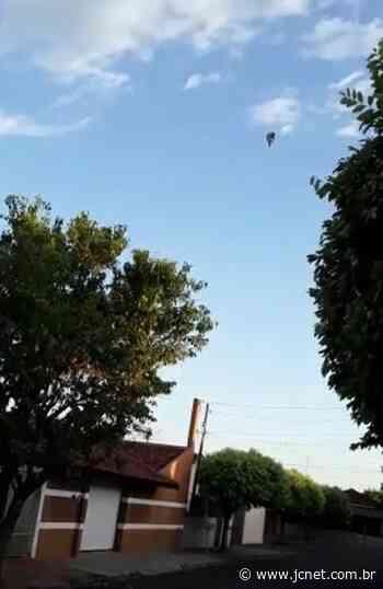 Balão cai e dois morrem em Ibitinga - JCNET - Jornal da Cidade de Bauru