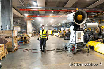 13/04/2020 Dardilly. TechnoAlpin, des canons à neige au nettoyage anti-Covid - Tribune de Lyon