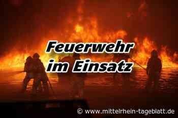 Mulfingen - Aktueller Brand auf Bauernhof sorgt für Einsatz der Feuerwehr - Mittelrhein Tageblatt