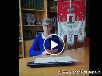 Covid 19 a None: l'ultimo video aggiornamento della sindaca Brussino - L'Eco del Chisone