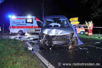 Tödlicher Unfall bei Klipphausen - Radio Dresden