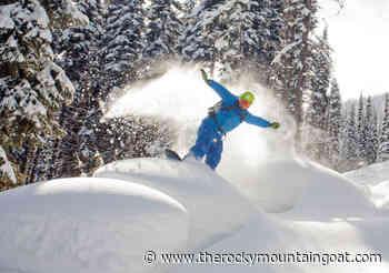 Valemount powder ski - The Rocky Mountain Goat
