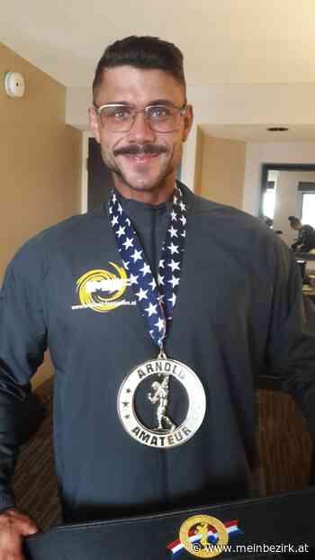 Bodybuilding: Steyrer Fabian Mayr gewinnt Arnolds Classic Amateur in Ohio - meinbezirk.at