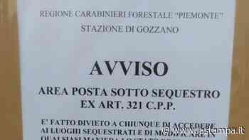 Sequestro dell'area ex Bemberg di Gozzano, l'imprenditore denunciato è il presidente del Novara calcio - La Stampa