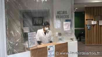 Un centre Covid-19 s'organise à Laventie - L'Avenir de l'Artois