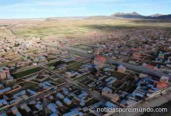 """Ministro Arias en Patacamaya: """"No les basta tener un hombre muerto, ¿cuántos muertos más quieren?"""" – Noticias Bolivia - Noticias por el Mundo"""