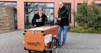Umwelt- und Klimaschutz: Lastenräder als Transportalternative in Bad Neuenahr-Ahrweiler - General-Anzeiger