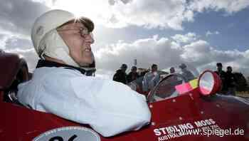 Sir Stirling Moss: Motorsport-Legende im Alter von 90 Jahren gestorben