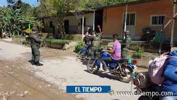 Liberan a registrador que había sido secuestrado en en San Calixto - El Tiempo