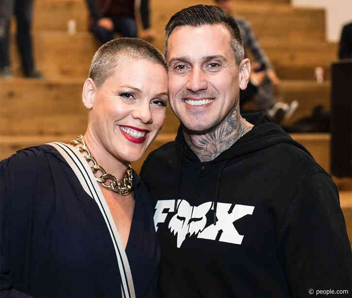 Carey Hart Details Wife Pink & Son Jameson's 'Intense' Coronavirus Symptoms: 'Both Got Extremely Sick'