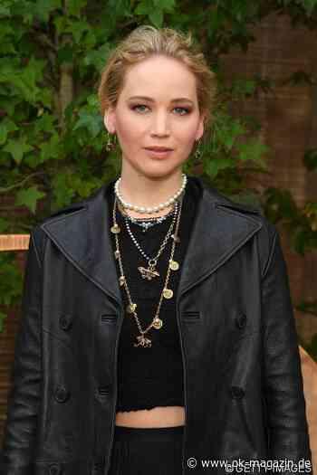 Jennifer Lawrence: Ehekrise - OK! Magazin