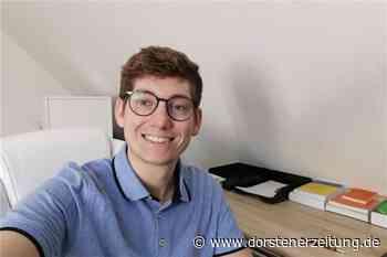 Video-Blog aus der Corona-Quarantäne: Niklas will Blutspender werden - Dorstener Zeitung