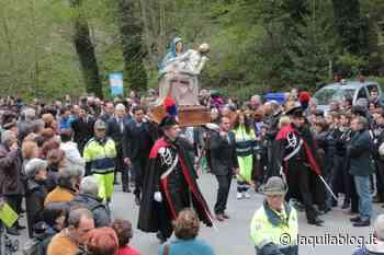 Il coronavirus ferma anche la Festa di San Giustino a Paganica - L'Aquila Blog