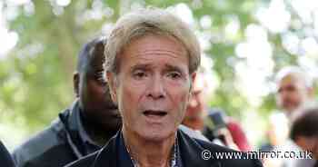 Cliff Richard accuses radio of snubbing his music in favour of young pop stars - Mirror Online