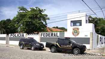19:30 PF prende líder de organização criminosa em Bacabal/MA - O Documento