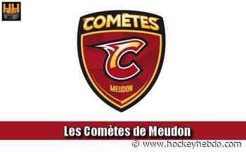 Hockey sur glace : D2 : Meudon - Re signature offensive - Transferts 2020/2021 : Meudon (Les Comètes)   Hockey Hebdo - hockeyhebdo Toute l'actualité du hockey sur glace