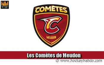 Hockey sur glace : D2 : un défenseur à Meudon - Transferts 2020/2021 : Meudon (Les Comètes)   Hockey Hebdo - hockeyhebdo Toute l'actualité du hockey sur glace