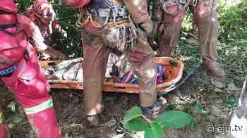 Hallan los cuerpos de dos desaparecidos en Coroico por la riada - eju.tv